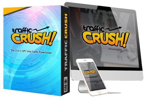 TrafficCrush Review: DFY Unlimited Traffic From 1-Click Videos!