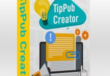 TipPub Creator Review – Create Quality Snackable Content In Minutes
