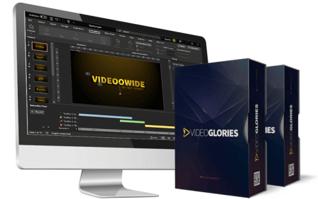 VideoGlories Review: Studio Quality Animated Video In 3 Minutes