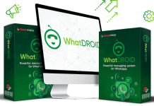 WhatDROID Review – The Best Tool For Messenger Marketing On Whatsapp