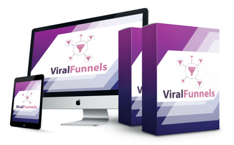 ViralFunnels Review – The Worlds 1st Powerful Funnel Builder