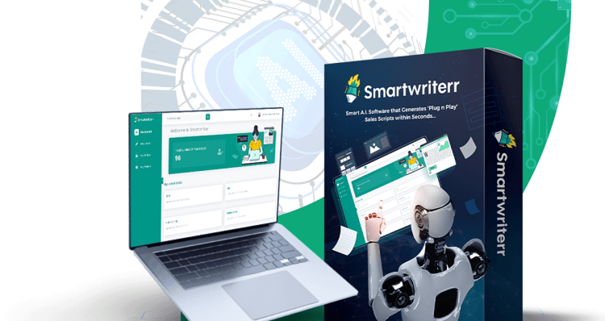 SmartWriterr Review – Powerful AI-Software Creates Compelling Marketing Copies in Seconds!