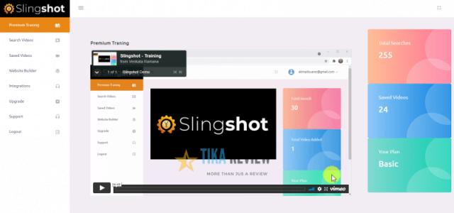 SlingShot Demo