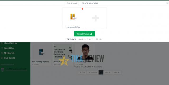NextDrive Demo