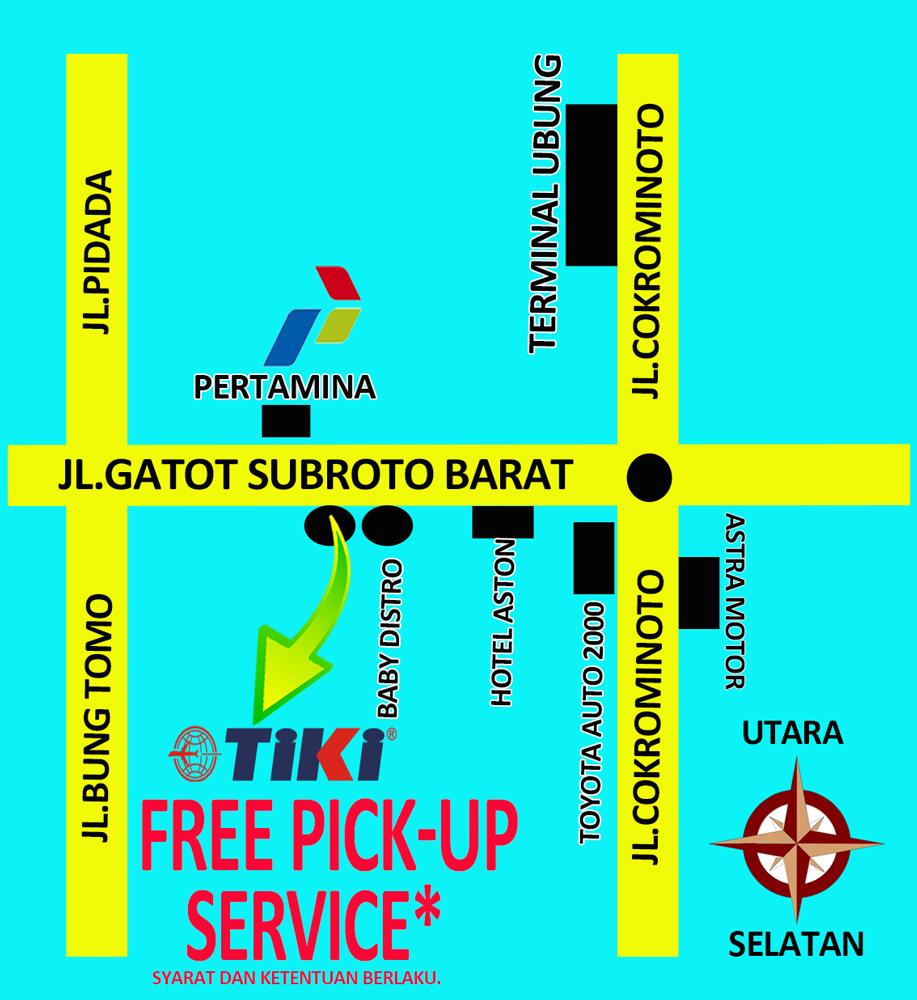 lokasi-TIKI-Denpasar-GATSU