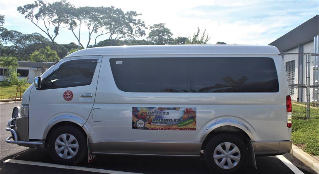 Eulen Joy Express Side Van