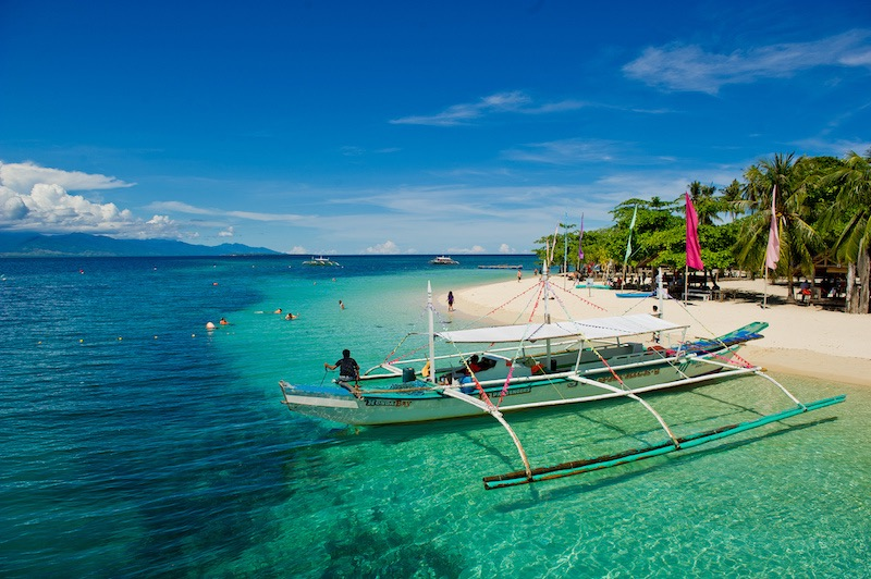 Island Hopping in Honda Bay, in Puerto Princesa-