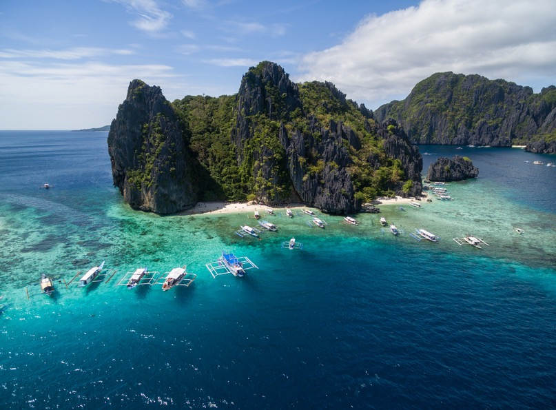 Palawan Today is a Major Tourist Attraction