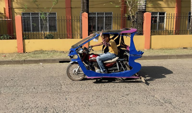 What is the fare for a tricycle ride in the Philippines? - Tikigo Tips