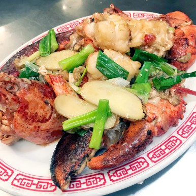 Lobster Cantonese
