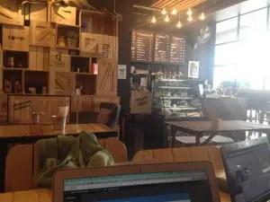 QQ Cafe @ Suan Dok Park