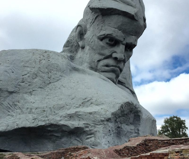 Conquering Trip Advisor Attractions in Brest, Belarus