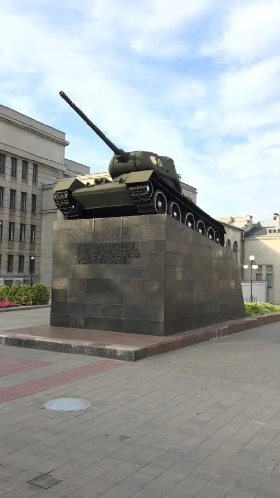 minsk tanks