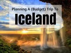 iceland budget travel