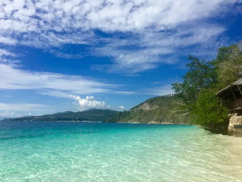 Prince John Resort Beach