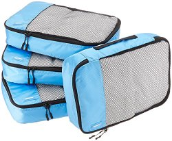 best packing cubes for travel amazon basics