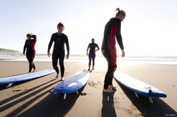 raglan beginners surfing