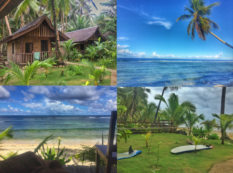 cheap accommodation in siargao at bamboo garden pacifico
