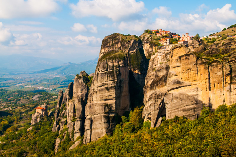 meteora greece day hikes