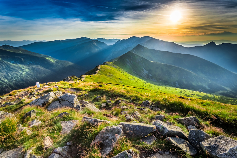 tatra mountains is the best hiking in europe