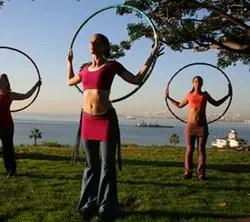 best hula hoop for travellers