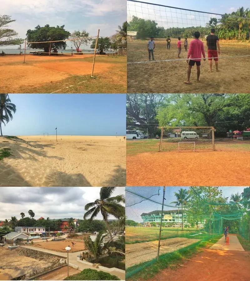 sports fields in india