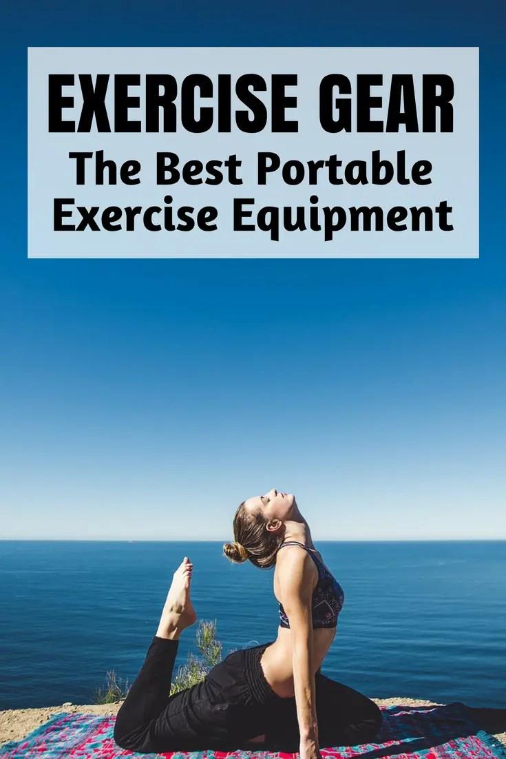 portable exercise equipment for travel