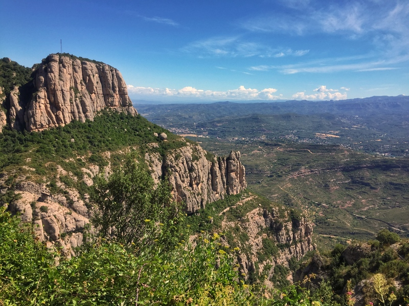 best views from montserrat