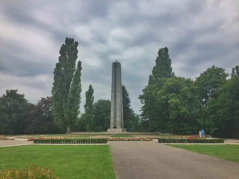 citadel park memorial