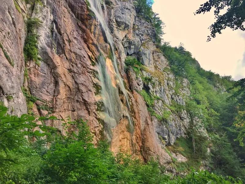 bosnian waterfalls