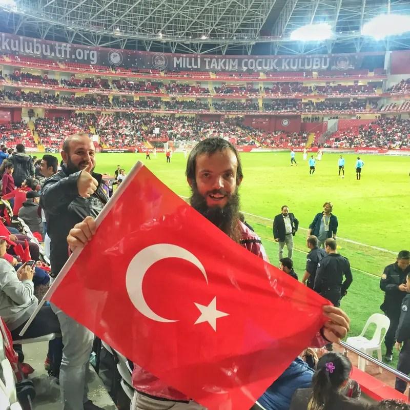 honorary turkish member