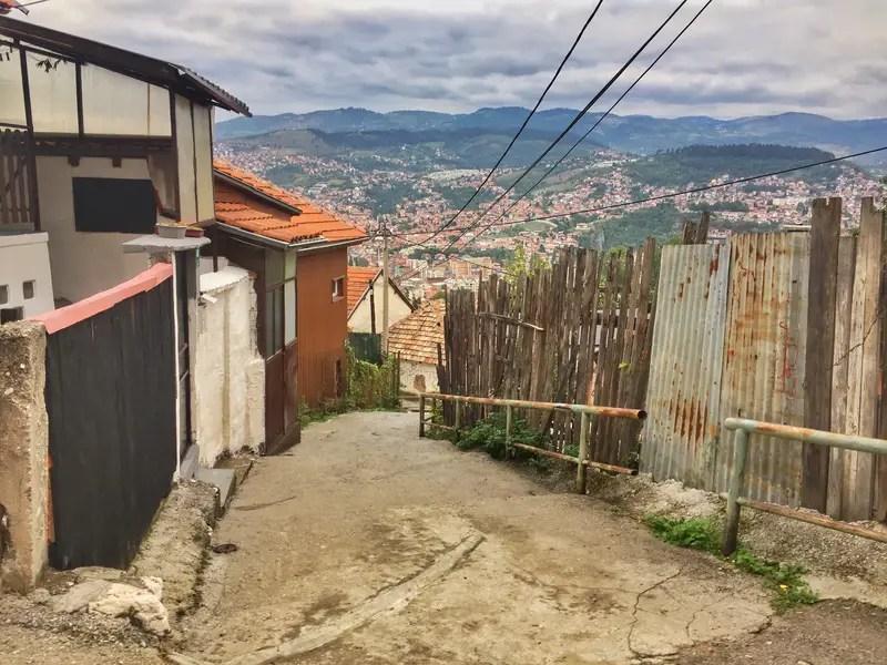 sarajevo villages