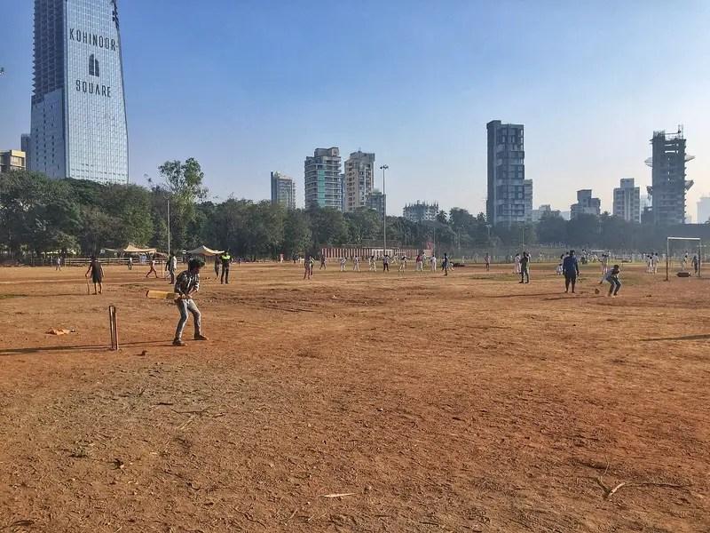 casual match in shivaji park