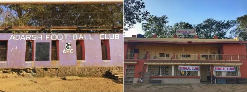 shivaji park clubs