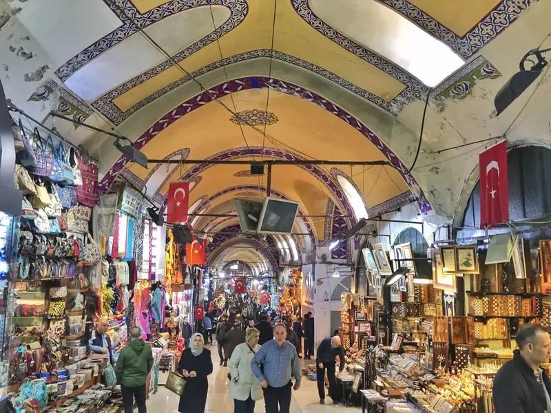 old bazaar istanbul