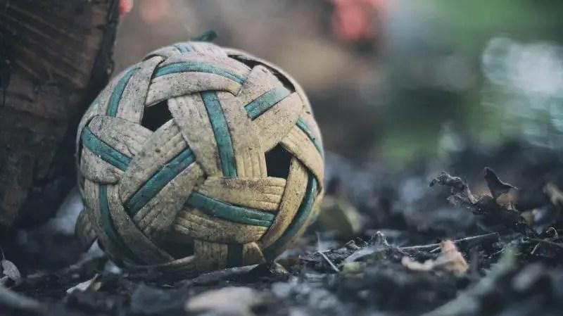 takraw ball