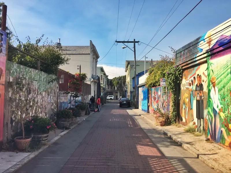 balmy alley