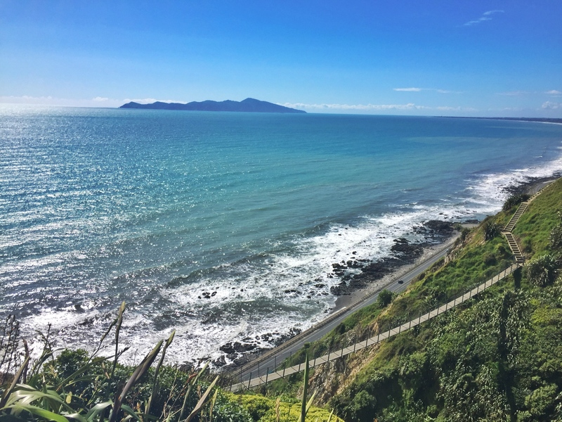 paekakariki escarpment views
