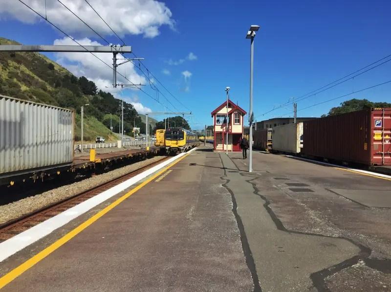 paekakariki railway station