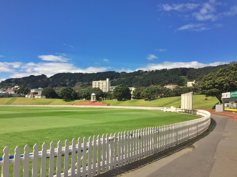 basin reserve wellington