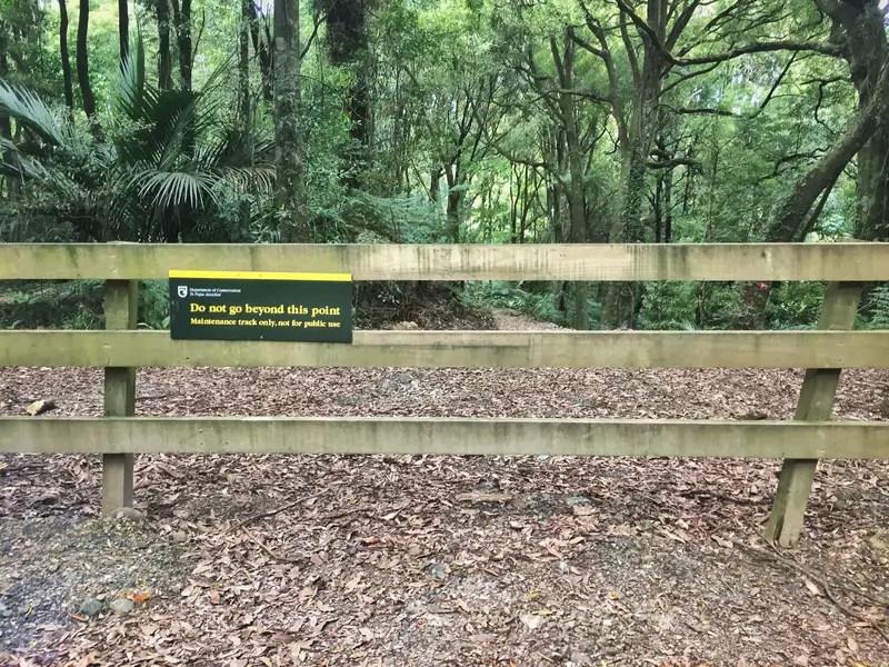manawatu gorge fence
