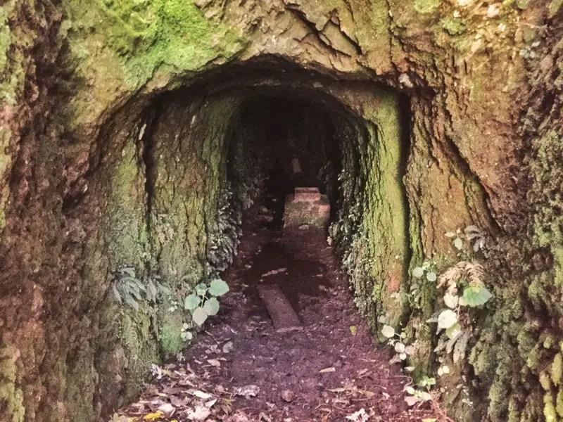 mount kaukau tunnels