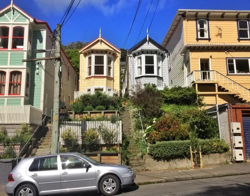 victorian houses te aro