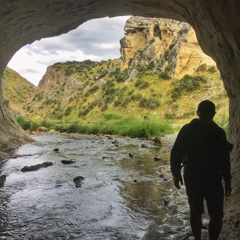 castle hill cave