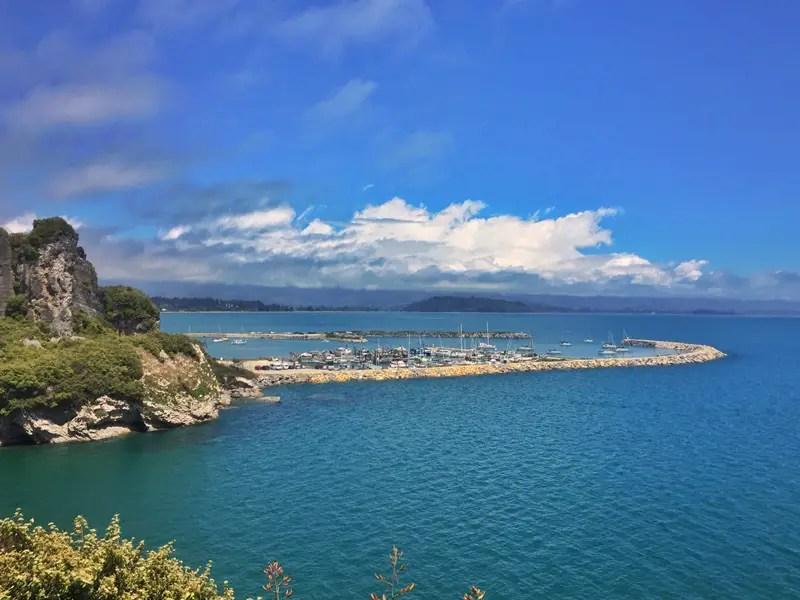 golden bay view point