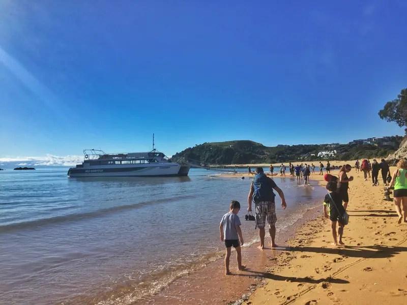 kaiteriteri ferry