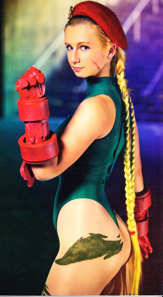CammyCosplay 562x1024 Cammy Cosplay