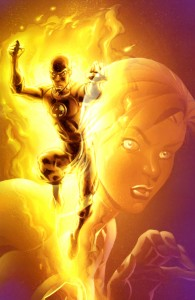 Human Torch and the Invisible Woman 195x300 Human Torch and the Invisible Woman