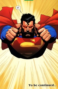 Superman Like Hell to be continued 195x300 Superman   Like Hell to be continued