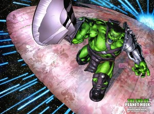 The End Of Planet Hulk 300x223 The End Of Planet Hulk
